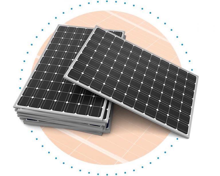 Napelemes rendszer esetében milyen termelési különbségek vannak a tető tájolásából adódóan ?
